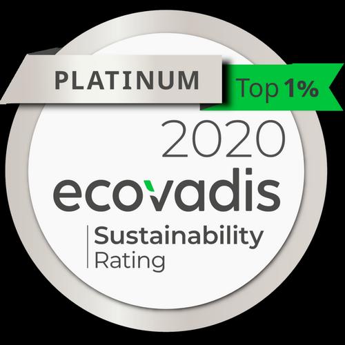 RSE, label EcoVadis numérisation, archivage, ged